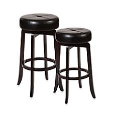 Bed Bath And Beyond Bar Stool Ampersand Rhodes Backless Swivel Bar Stool And Counter Stool In