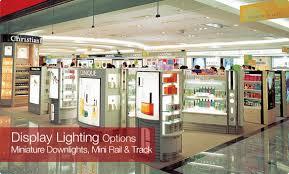 Display Lighting Nora Lighting
