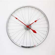 Unique Large Wall Clocks Best 25 Bicycle Clock Ideas On Pinterest Clock Converter Cheap