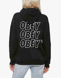 obey clothing obey clothing creeper static hoodie black shop obey at ontheblock
