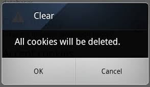 how do i clear cookies on my android phone how to clear the cache and cookies from your android phone