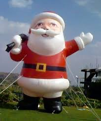 Cheap Outdoor Inflatable Christmas Decorations by Cheap Outdoor Giant Santa Claus Inflatable Christmas Holiday