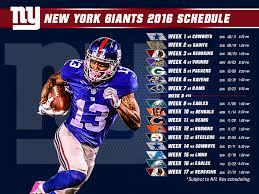 download the giants 2016 schedule desktop wallpaper