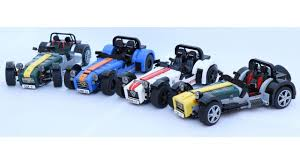 peugeot lego you can buy an official lego caterham seven top gear