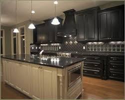 black kitchen cabinets design ideas kitchen gorgeous distressed black kitchen cabinets diy home