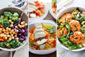 meal prepping bowl recipes 9 ideas so your lunches are stress