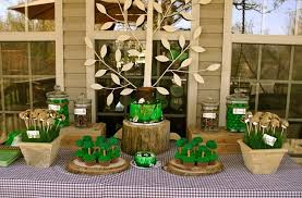 woodland themed baby shower decorations looking for birthday party ideas for your boy here