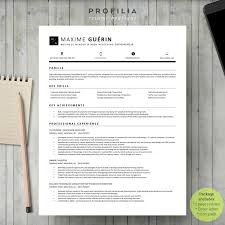 word resume u0026 cover letter template creativework247 resume