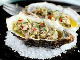 comment cuisiner des huitres comment préparer des huîtres cuisine actuelle