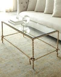 gold and glass coffee table glass and gold coffee table rose gold glass side table migoalsco