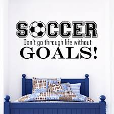 compare prices on gym bedroom online shopping buy low price gym wall decals quotes sport soccer gym art bedroom decal vinyl sticker decor china