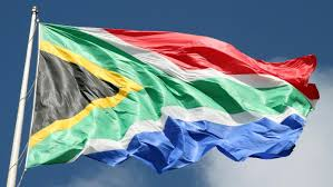 what do the colors on the south african flag mean reference com