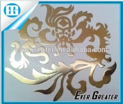 electroforming nickel custom chrome electroforming nickel metal sticker electroform
