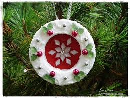 70 Diy Christmas Decorations Easy by Easy Handmade Christmas Ornaments Home Design Judea Us