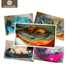 Self Warming Pet Bed Self Warming Dog Or Cat Bed For Indoors Kennel Or Outdoors Soft