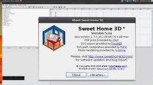 upgrade to sweet home 3d 5 2 in ubuntu youtube