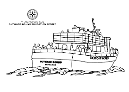 custom thompson island coloring pages thompson