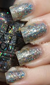the polishaholic opi nicki minaj collection swatches