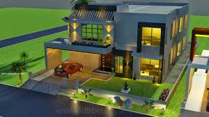 modern home design floor plans 3d front elevation com 1 kanal house drawing floor plans layout