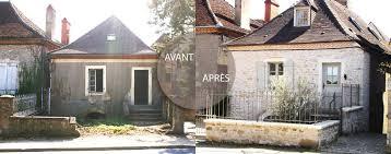 maison rénovée avant après rénovation coreb19