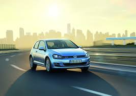 volkswagen golf 3 door 2013
