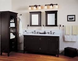 Bathroom With Bronze Fixtures Attractive Design Rubbed Bronze Bathroom Mirror Stunning