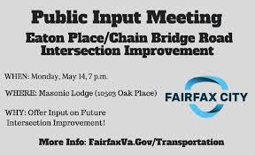 fairfax city red light ticket transportation division city of fairfax va
