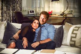 what are meghan markle and prince harry getting each other for