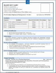 exle format of resume resume excel format resume templates pdf resume template