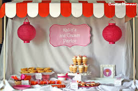 How To Make A Backdrop Creative Mommas How To Make An Awning For A Party Dessert Table