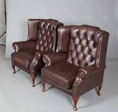 Queen Anne Wingback Chair Queen Anne Style Arm Chairs Foter