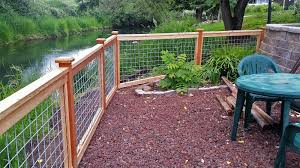 our work cedar river construction make your fence of deck