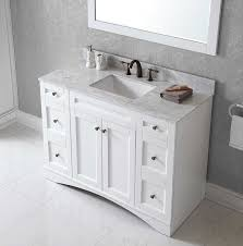 bathroom vanities without tops sinks 49 most blue ribbon 60 bathroom vanity single sink vanities without