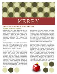 49 free christmas letter templates that you u0027ll love