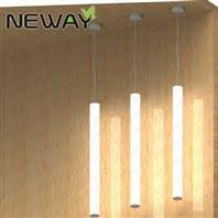 led linear tube lights 24w 360 degree lighting suspended led linear tube light fixture