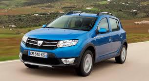 dacia range may gain larger sedan and city car but not in the