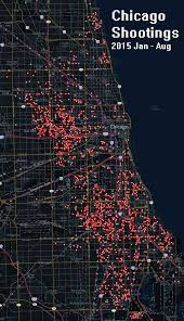 Map Chicago by Chicago Data Mantascode