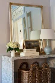 Quatrefoil Console Table Gold Quatrefoil Stacking Tables