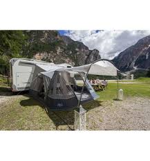 Drive Away Awnings For Coachbuilt Motorhomes New Vango Airbeam Attar 380 Tall Height Air Away Driveaway Awning