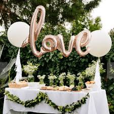 wedding arch ebay au 108cm gold metallic foil script helium wedding balloon prop