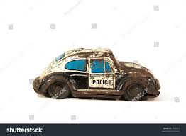 police car toy old rusty tin toy police car stock photo 2766321 shutterstock
