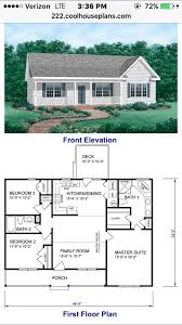 Cool Houseplans by Chp 24263 Cool Houseplans Com 1258 Sq Ft Cottage For The Ranch