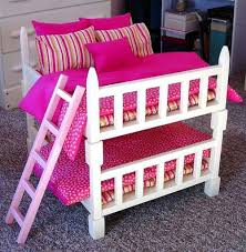 Woodworking Plans For Doll Bunk Beds by Stunning American Bunk Bed Ana White Build A Doll Bunk Beds