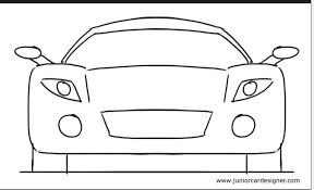 kid car drawing car tip make it long it will look better dessin pinterest
