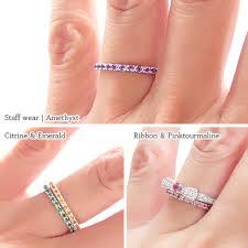 eternity ring finger auc eternal rakuten global market half eternity rings birth