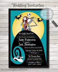 nightmare before christmas wedding invitations nightmare before christmas wedding invitations nightmare before