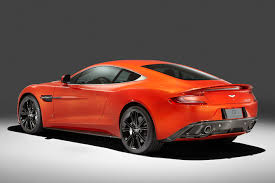 aston martin vanquish red aston martin vanquish rapide s get power bumps for 2015