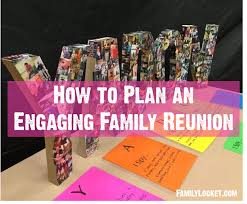 great family history and ideas for family reunions the
