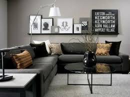 canap gris fonc deco salon moderne couleur peinture salon gris perle canape gris