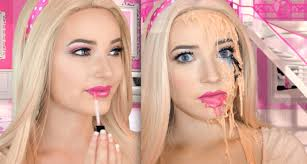 barbie halloween costume hey guys our next halloween makeup tutorial is a melted barbie